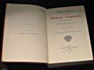 Bibliographie des principales Editions Originales d'écrivains Français du XVe eu XIIIe siècle. Le Petit Jules
