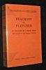 Le chevalier de l'ardent pilon (the knight of the burning pestle). Beaumont  , Fletcher