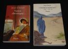 Lot de 2 ouvrages de Jean Clauzel : Venise chronique - L'Homme d'Amekessou (2 volumes). Clauzel Jean