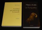 Lot de 2 ouvrages de Metin Arditi : Le Turquetto - L'Enfant qui mesurait le monde (2 volumes). Arditi Metin