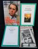 Lot de 4 ouvrages de Heinrich Böll: L'honneur perdu de Katharina Blum - Où étais-tu Adam? - Protection encombrante - Une mémoire allemande (4 ...
