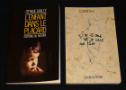 Lot de 2 romans de Othilie Bailly : L'Enfant dans le placard - J'ai treize ans et je vais me tuer. Bailly Othilie