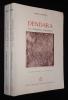 Le Temple de Dendara : Les chapelles osiriennes (2 volumes). Cauville Sylvie