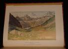 Pyrénées, Tome 1 : Courses et ascensions. Schrader Franz