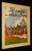 Les Marches des soldats de France. Jeanjean Marcel, Collectif