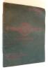 Mestre et Blatgé, accessoires et pièces détachées pour cycles et automobiles : Vélocipédie 1905-1906. Collectif