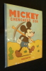 Mickey chercheur d'or. Disney Walt