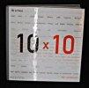 10 x 10, 10 critiques, 100 architectes. Collectif