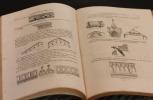 Instructions du Comité historique des arts et monuments - Architecture du Moyen Age (Constructions religieuses - constructions militaires) - Meubles, ...