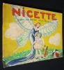 Nicette chez la Reine des papillons.