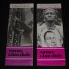 Notre librairie (n°59, avril-mai 1981 & n°60, juin-août 1981) : 20 ans d'indépendance : 1. Thèmes de réflexion - 2. Repères bibliographiques. ...