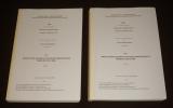 Architectures solaires et politiques énergétiques en France de 1973 à 1985 (2 volumes). Chauvin-Michel Marion