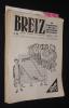 Breiz, le magazine de la jeunesse bretonne (15 numéros). Collectif