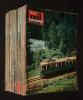 La Vie du Rail (70 numéros, 1952-1970). Collectif