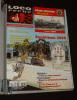 Loco Revue (année 2001 complète, n°643 à 653). Collectif