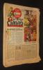 Le Petit Canard, supplément de Bonjour Dimanche (17 numéros, 1946-1947). Collectif