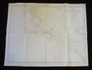 Map of West Coast of Africa : Sierra Leone River to Cape Mount Bay (Carte de la côte ouest de l'Afrique, de la rivière Sierra Leone à Grand Cape ...