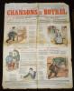 Chansons de Botrel, le barde populaire breton : recueil ne contenant que des chansons authentiques. Botrel Théodore