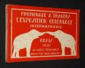 Promenade à travers l'Exposition Coloniale Internationale. Collectif