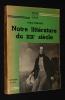 Notre littérature du XIXe siècle. Chaigne Louis