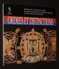 Ordres et distinctions - Bulletin de la Société des Amis du Musée national de la Légion d'Honneur et des ordres de chevalerie (n°5, 1994) : Spécial ...