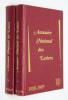 Annuaire national des lettres, 1988-1989 (2 volumes). Collectif