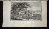 Voyage au Canada, pendant les années 1795, 1796 et 1797 (Tome 1 et 2). Weld Isaac