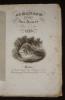 Almanach dédié aux dames pour l'an 1824. Collectif