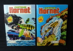 Captain Hornet (2 volumes). Collectif