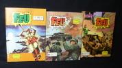 Feu (3 volumes). Collectif