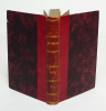 Mirabeau : sa vie, ses opinions et ses discours, Tomes 1-2 (Collection des meilleurs auteurs anciens et modernes). Vermorel A.