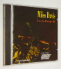 Miles Davis Live in Europe 88 (CD). Davis Miles