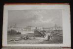 Itinéraires illustrés : De Paris à Bordeaux. Joanne Adolphe