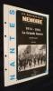 1914-1918 La Grande guerre (en 2 volumes). Trochu Xavier