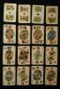 Jeu de 32 cartes à jouer de la Grande Allemagne. Collectif