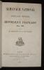 Almanach national. Annuaire officiel de la République française pour 1881 présenté au Président de la République (+ supplément). Collectif