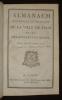 Almanach historique et politique de la ville de Lyon et du département du Rhône pour l'an de grâce 1815. Collectif