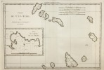 Isles du Cap-Verd.Plan de la Rade de la Praya.. (Bonne)