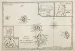 Carte des Isles de la Société.. (Bonne)