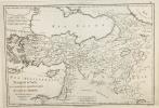 Turquie d'Asie ; A l'exception des Enclaves situées en Arabie. (Bonne)