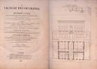 LE VIGNOLE DES OUVRIERS ou Méthode facile pour tracer les 5 ordres d'architecture . NORMAND Charles