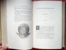ESTHETIQUE et ARCHEOLOGIE en 2 tomes. TRABAUD Pierre