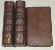ANECDOTES des BEAUX-ARTS – 3 tomes. M***
