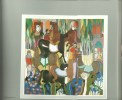 Caroline ROUSSEL - Peintre Brodeur. ROUSSEL Caroline - DMC
