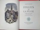 FILLES DE LA PLUIE. SAVIGNON André