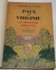 Paul et Virginie - La chaumière indienne. Bernardin de Saint Pierre