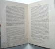 Varaize, notes historiques 1077-1791. pas précisé