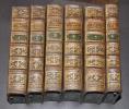 Histoire des membres de l'Académie française, morts depuis 1700 jusqu'en 1771. Pour servir de suite aux Éloges imprimés et lus dans les séances ...