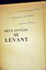 Deux Années au Levant : souvenirs de Syrie et du Liban 1939-1940. PUAUX Gabriel