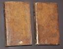 Les avantures de Joseph Andrews et du ministre Abraham Adams.